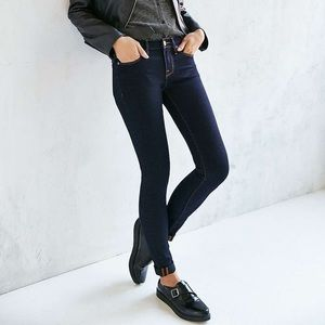 💕 NWT UO BDG Twig Mid Rise Blue Lagoon Jeans 💕